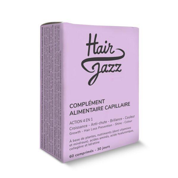 HAIR JAZZ vitaminai skatinantys plaukų augimą!