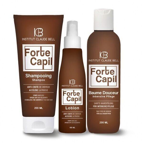 FORTE CAPIL rinkinys visiems plaukų tipams!