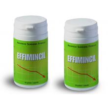 Effimincil - natūralūs papildai su žaliąja arbata ir arbatmedžiu