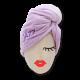 Galvos rankšluostis - turbanas